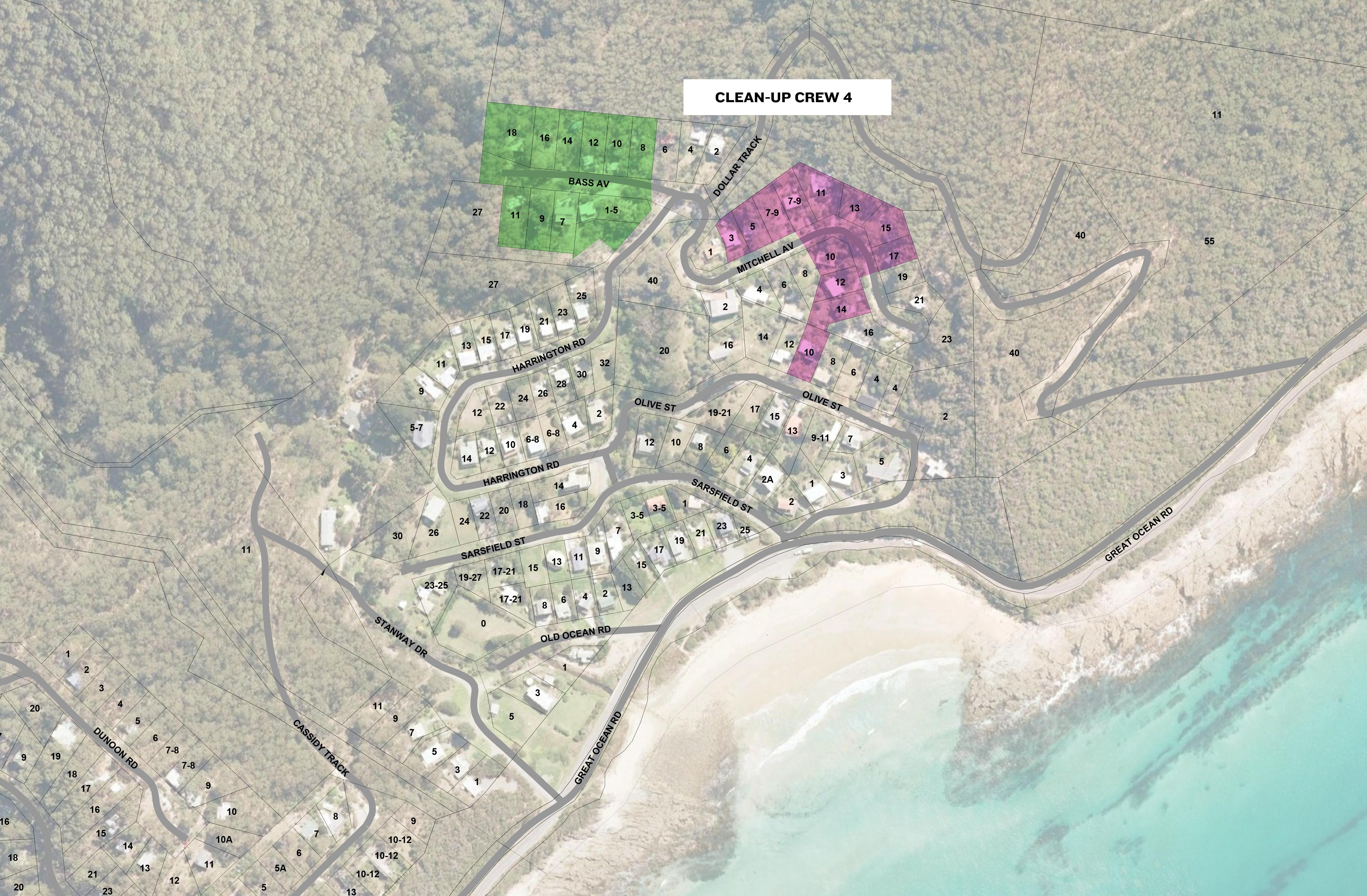 Cluster Plan Separation Creek V2